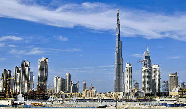 Burj Khalifa Dubai Travel Guides