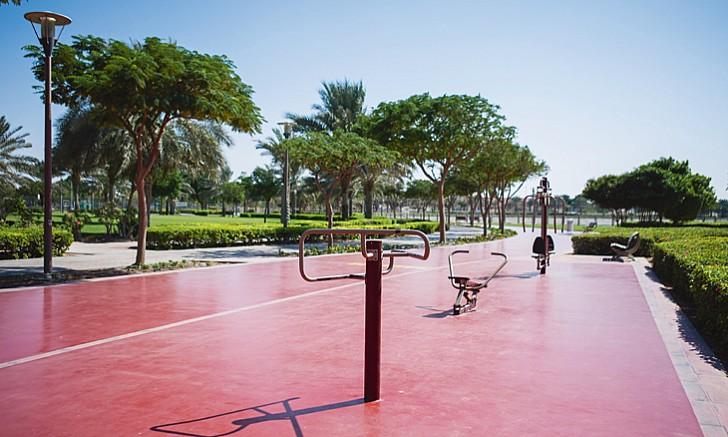Al Barsha Park Dubai