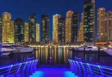 Dubai Harbour Views