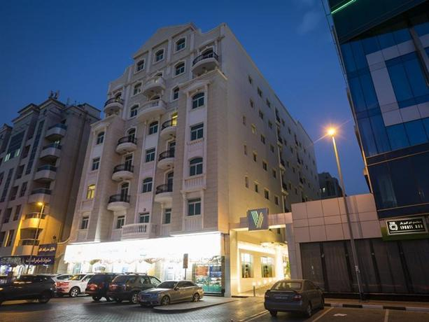 Hotel Apartments Near Mall Of Emirates